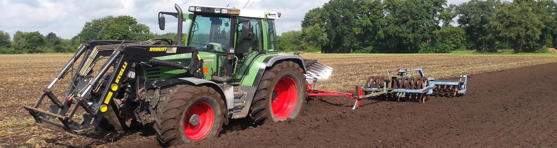 Hof Baumgarte - Landwirtschaft - Slider