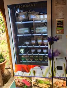 Hof Baumgarte - Hofladen - Verkaufsautomat immer geöffnet