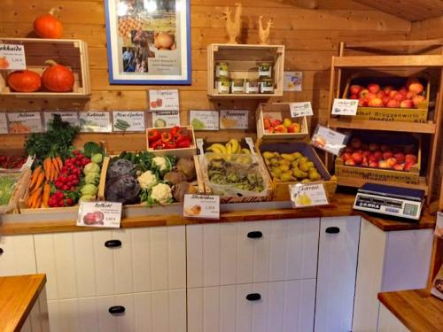 Hof Baumgarte - Hofladen - Obst und Gemüse